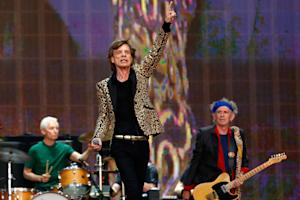 Rolling Stones to Be Honored at Rock Hall's Music Masters Series