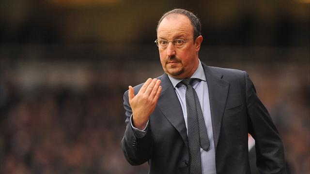 Football - Blues still in title hunt - Benitez