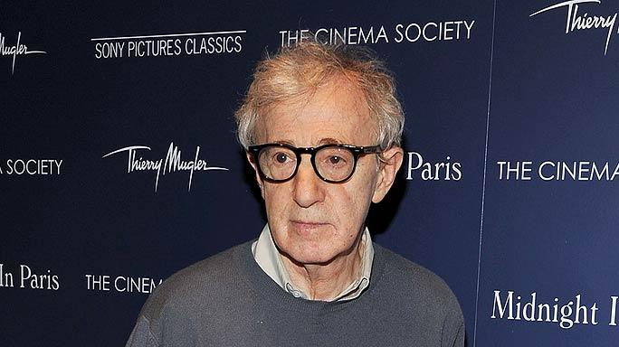 Woody Allen Midnight In Paris Screening