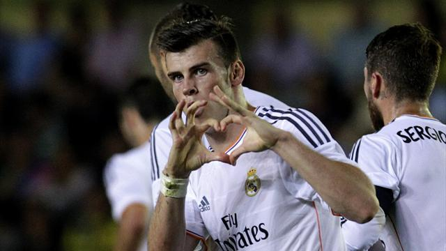 Champions League - Bale-powered Real aim to be kings of Europe again