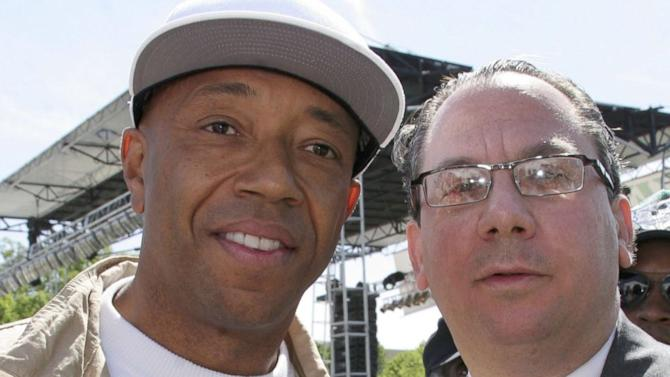 Russell Simmons teams up with rabbi, imam for anti-Trump rally dubbed 'I Am A Muslim, Too'