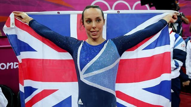 Gymnastics - Olympic hero Tweddle retires