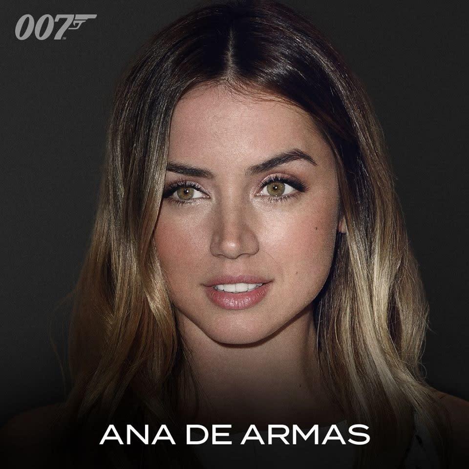 安娜德哈瑪絲在新片《鋒迴路轉》中便曾和丹尼爾克雷格同場飆戲,兩人早已建立起良好的合作默契,此番再度攜手演出更是如魚得水。