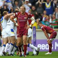 Huddersfield coach Nathan Brown insists his players demanded wholesale changes