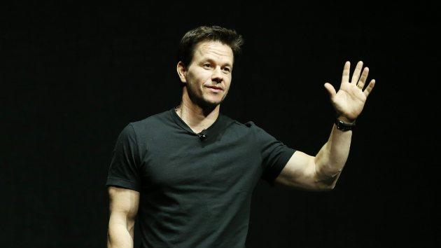 Mark Wahlberg speaks onstage at the Paramount Studios presentation Cinemacon 2014 - Day 1 opening night held at The Colosseum at Caesars Palace on March 24, 2014 in Las Vegas -- Getty Images