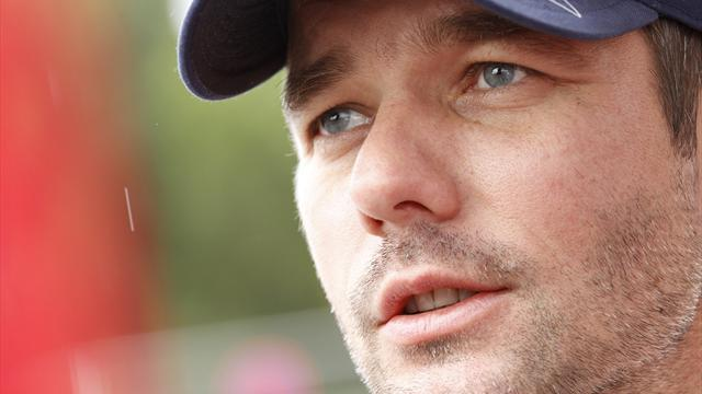 WRC - Loeb to contest four WRC rounds