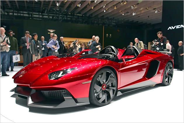 Autosalon Genf 2012: Die heißesten Sportler