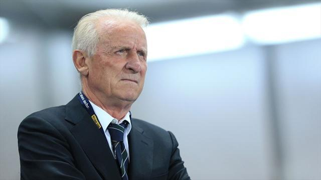 World Cup - Trapattoni leaves Ireland