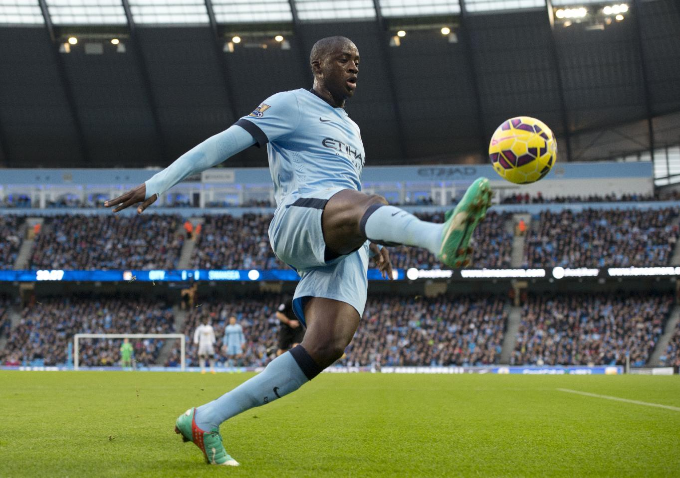 Toure close to fourth straight African award