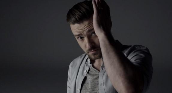 "Justin Timberlake : Justin Timberlake : son clip de ""Tunnel Vision"" trop sulfureux pour YouTube"