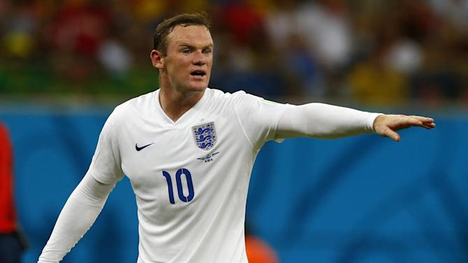 Euro 2016 - Rooney relishing England captaincy, Colback misses out