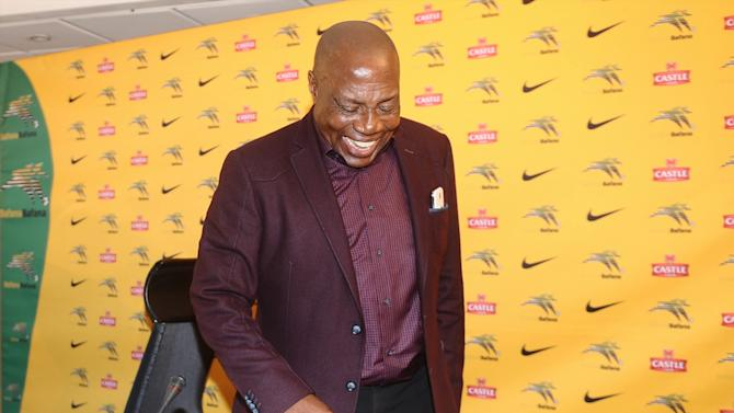 Mangena: Bafana's Mashaba defeated a team that beats the likes of Brazil