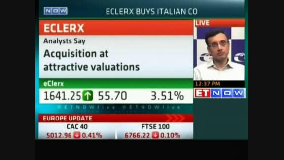 eClerx buys Italian digital services firm for €25 mn