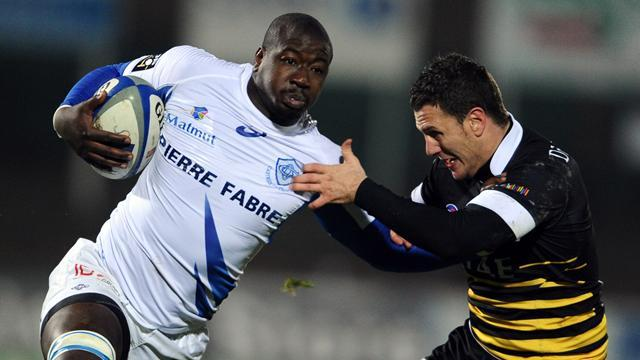 Heineken Cup - Castres' Diarra banned for eight weeks