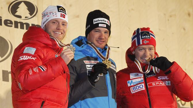Cross Country: Men's Skiathlon - FIS Nordic World Ski Championships
