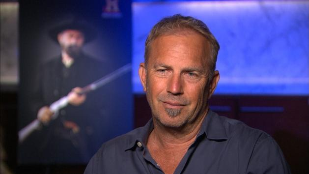 Kevin Costner Talks Delivering Whitney Houston's Eulogy  -- Access Hollywood