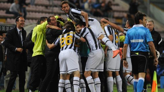The end of a long, dark road: A timeline of Juventus' recovery from Calciopoli relegation to Serie A champions
