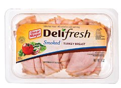Oscar Mayer Smoked Turkey Breast