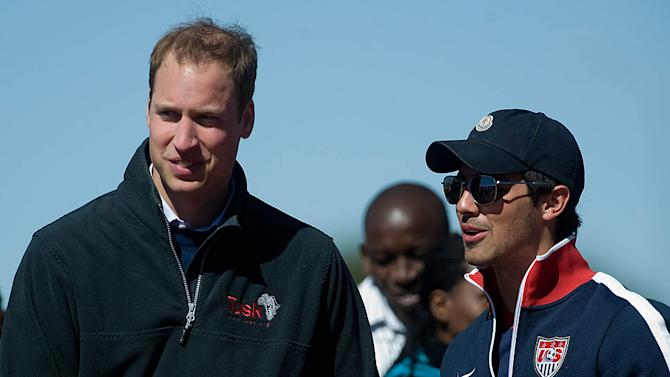 Prince William Jonas Africa