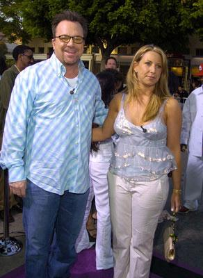 Premiere: Tom Arnold at the L.A. premiere of MGM's Soul Plane - 5/17/2004