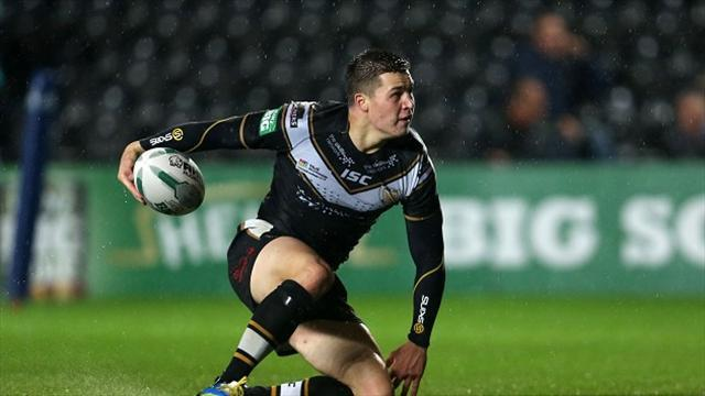 Rugby League - Hull ease to comfortable victory