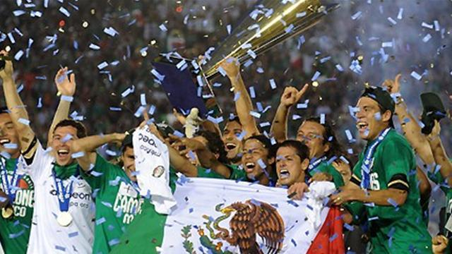 Concacaf Football  - Gold Cup play-off to decide CONCACAF Confederations berth