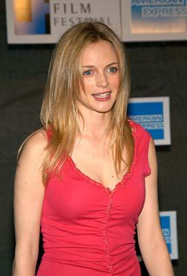 Heather Graham Down With Love Party Tribeca Film Festival, 5/6/2003