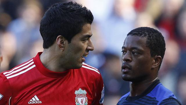 Premier League - Suarez: Evra race allegations 'all false'
