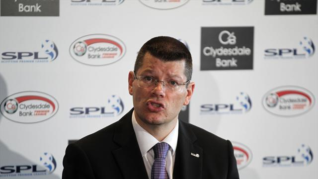 Football - New plans to add excitement - SPL chief