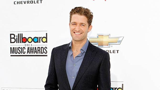 Matthew Morrison Billboard Msc Aw