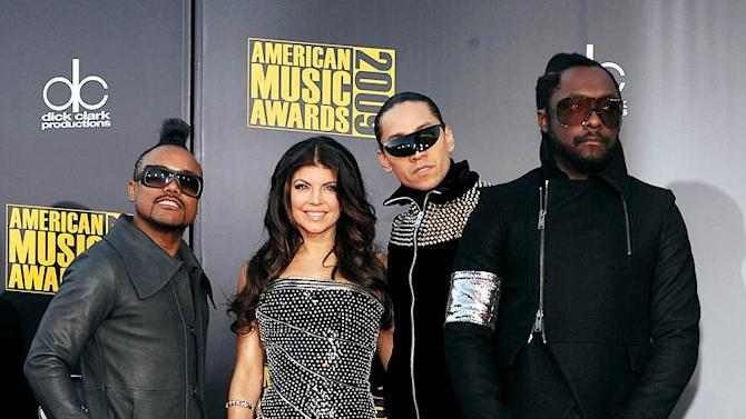 Black Eyed Peas AM As