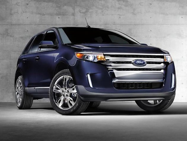2013 ford edge sel awd yahoo autos new car pictures prices autos weblog. Black Bedroom Furniture Sets. Home Design Ideas