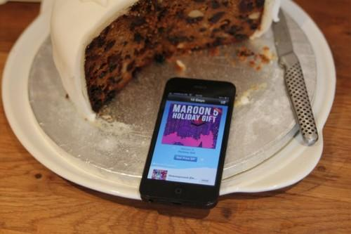 12 Days of iTunes starts with free Maroon 5 EP . iTunes, Apple, iPhone, iPad, iPad apps, iPhone apps, Apps 0