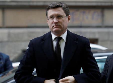 Rusia dice podría aumentar producción petrolera para hacer frente a déficit (es-us.finanzas.yahoo.com)