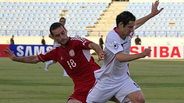 Lowly Lebanon stun Iran in World Cup qualifier