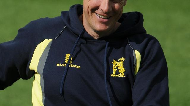 Cricket - Cook excited by Giles appointment