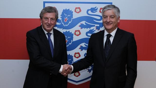 World Cup - Bernstein shows faith in Hodgson