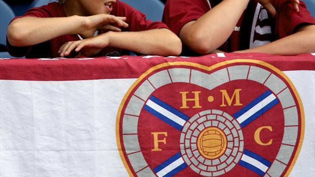 Scottish Football - Hearts fall short of share issue target