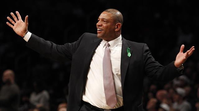 Basketball - New coach Rivers at Clippers to win