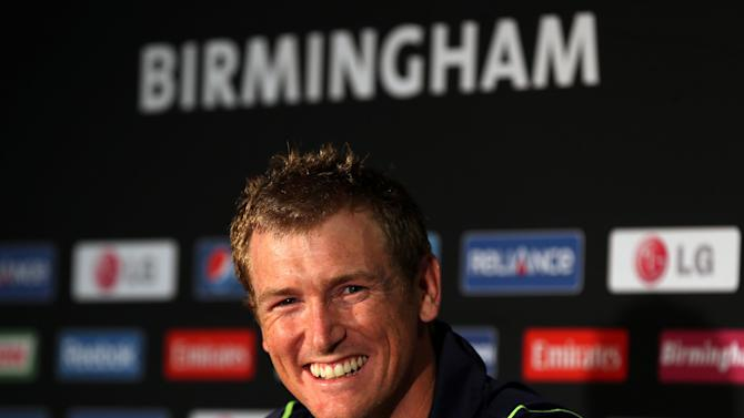 Cricket - ICC Champions Trophy - Group A - Australia v New Zealand - Edgbaston