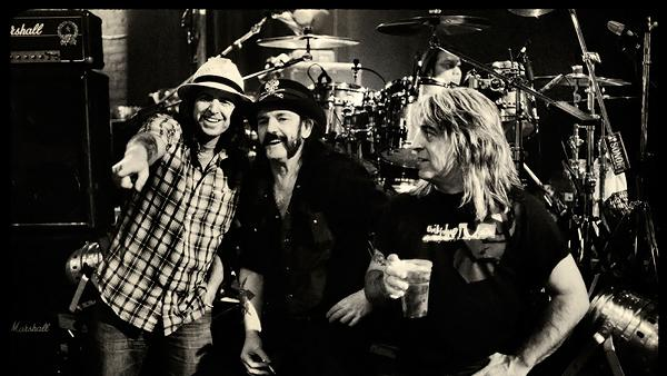 Motorhead's Backstage Antics Revealed in 'Roadkill'