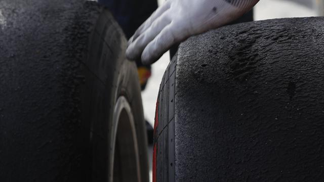 Formula 1 - FIA bans tyre swapping for Germany