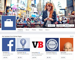 How To Prepare For The New Facebook Page Design image suggested apps