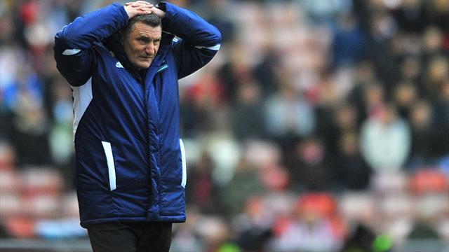 Championship - Stalemate frustrates Middlesbrough boss Mowbray