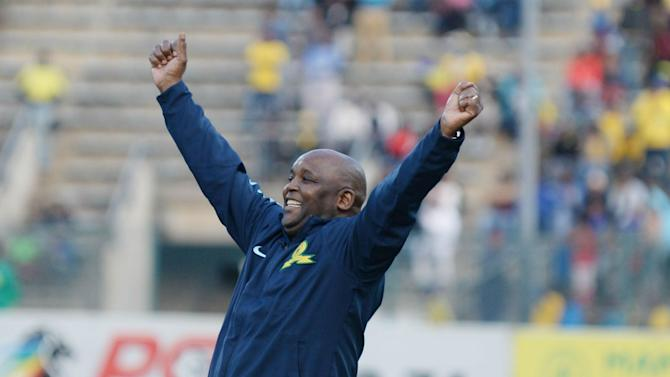 Mosimane: Mamelodi Sundowns are like the Denmark of Africa