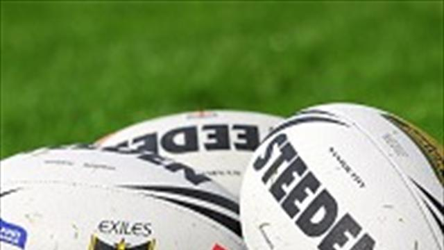 Rugby League - Hodson bags brace on debut