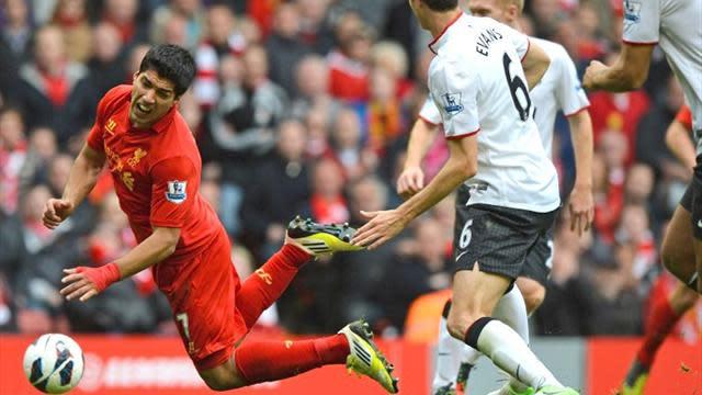 Suarez: Referees make mistakes