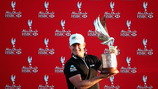 Abu Dhabi HSBC Golf Championship -  Day Four