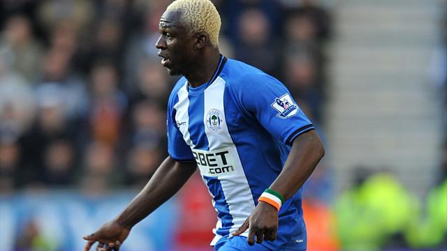 Premier League - Everton sign Kone from Wigan