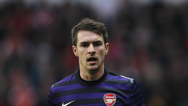 Football - Ramsey puts injury troubles behind him
